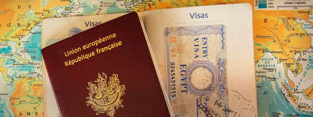 Visa and Documents required to Brazil